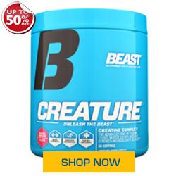 beast sports creature