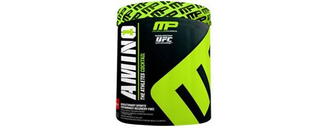 Muscle Pharm Amino Review