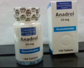 Anadrol cycle