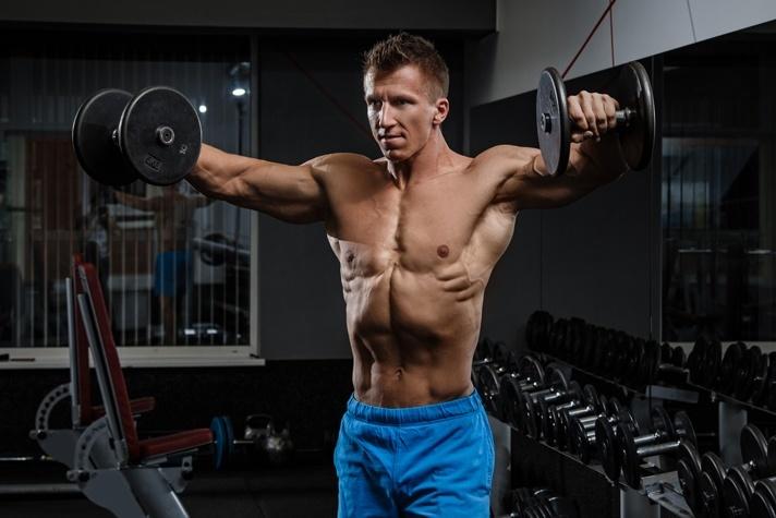 shoulder-day-workout