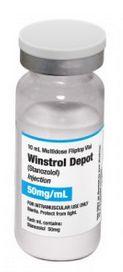 Winstrol Dosage
