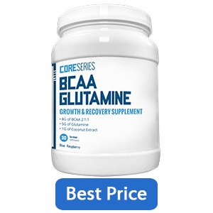 Transparent Labs CoreSeries BCAA Glutamine