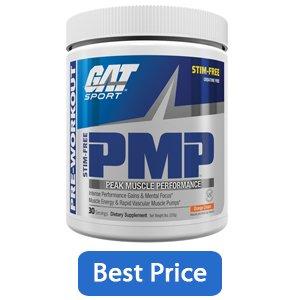 GAT Sport PMP Stim-Free