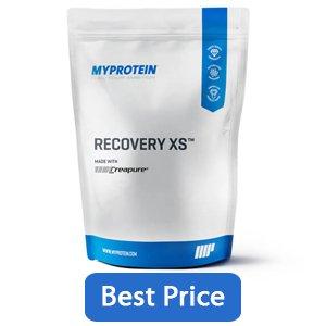 Myprotein RECOVERY XS